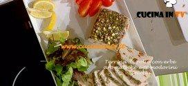 La Prova del Cuoco - Terrina di pollo con erbe aromatiche e pomodorini secchi ricetta Cattelani