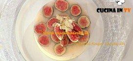 Dolci dopo il tiggì - ricetta della Torta al miele e mascarpone con aspic di moscato di Luca Montersino