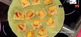 La Prova del Cuoco - Torta rustica estiva ricetta Moroni