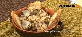 Ricetta Vongole con cannellini da Cotto e Mangiato di Tessa Gelisio