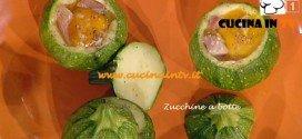 Zucchine a botte ricetta Moroni da La Prova del cuoco