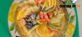 Dolci dopo il tiggì - ricetta della Charlotte alla frutta