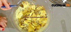 La Prova del Cuoco - Agnolotti al curry con funghi ricetta Clerici