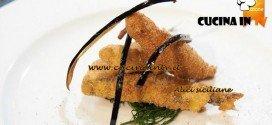 Masterchef 3 - Alici siciliane ricetta Salvatore