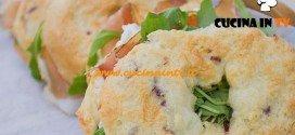 Bake Off Italia 2 - ricetta Bagel speck noci formaggio cremoso e rucola e bagel con crema alle nocciole di Claudio