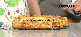 La Prova del Cuoco - Banitsa dolce ricetta