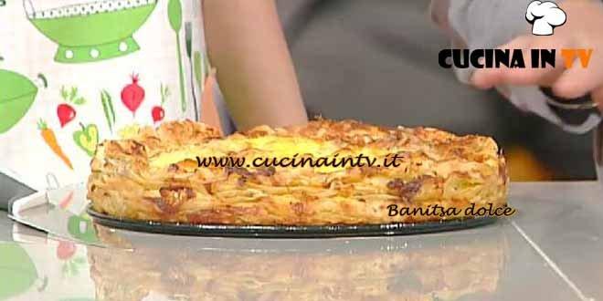 Banitsa Dolce Ricetta La Prova Del Cuoco