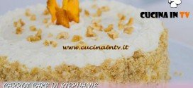 Bake Off Italia 2 - ricetta Carrot cake di Stephanie