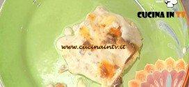 La Prova del Cuoco - Crepes alla toma e pere ricetta Barzetti