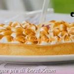 Bake Off Italia 2 - ricetta Lemon meringue pie di Ernst Knam