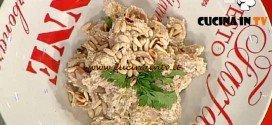 La Prova del Cuoco - Orecchiette con salsa di noci ricetta Marco Bianchi