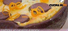 Bake Off Italia 2 - ricetta Pastiera al cacao di Roberta
