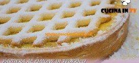 Bake Off Italia 2 - ricetta Pastiera al limone di Federico
