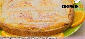 Bake Off Italia 2 - ricetta Pastiera alla cannella di Enrica