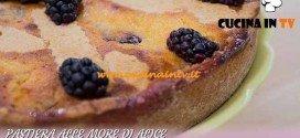 Bake Off Italia 2 - ricetta Pastiera alle more di Alice