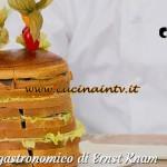 Bake Off Italia 2 - ricetta Panettone gastronomico di Ernst Knam