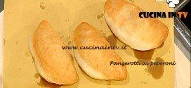 La Prova del Cuoco - Panzerotti ai peperoni ricetta Moroni