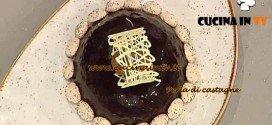 La Prova del Cuoco - Perla di castagne ricetta Macellaro