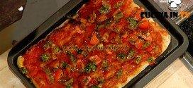 La Prova del Cuoco - Pizza marinara ricetta Bonci