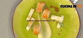 La Prova del Cuoco - Porchetta di maialino con mele Renette e riduzione di Calvados