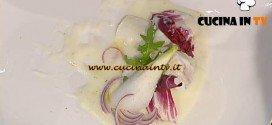 La Prova del Cuoco - Rana pescatrice allo yogurt con orto nostrano ricetta Riccobono
