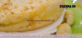 Bake Off Italia 2: ricetta Saint Honorè con crema al limone e bignè alla crema di Alfredo