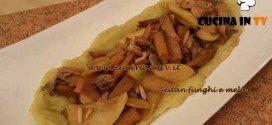 Cotto e Mangiato - Seitan funghi e mela ricetta Tessa Gelisio