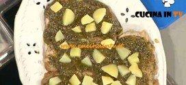 La Prova del Cuoco - Sella di vitella principessa ricetta Messeri
