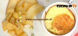 La Prova del Cuoco - Soufflé al formaggio con cuore di mortadella ricetta Improta