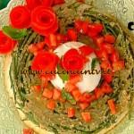 La Prova del Cuoco - Tarte tatin con fagiolini pomodori e mozzarella ricetta Barzetti