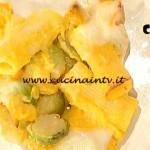 Teglia golosa di rigatoni alla zucca ricetta Barzetti La Prova del Cuoco