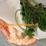 La Prova del Cuoco - Tiepido di crostacei in vapore d'erbe ricetta Pascucci