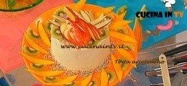 Dolci dopo il Tiggì - ricetta Torta arcobaleno