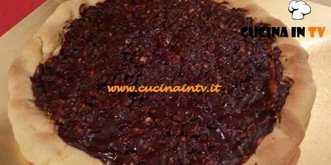 Cotto e Mangiato - Torta cioccoricotta ricetta Tessa Gelisio