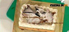 Dolci dopo il tiggì - ricetta della Torta foresta nera di Luca Montersino