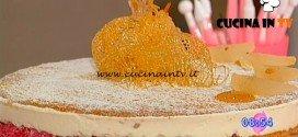 Dolci dopo il Tiggì - ricetta Torta ricotta e pere