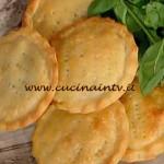 La Prova del Cuoco - Tortini di tacchino con funghi e cipolla ricetta Natalia Cattelani