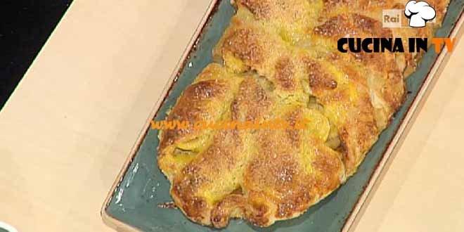 La Prova del Cuoco - Treccia di banane ricetta Moroni