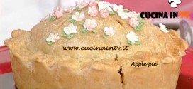 Dolci dopo il Tiggì - ricetta Apple pie