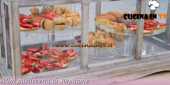 Bake Off Italia 2 - ricetta Baci di dama e mini lemon drizzle plumcake di Stephanie