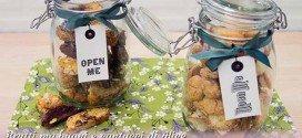 Bake Off Italia 2 - ricetta Brutti ma buoni al cacao e cantucci alle castagne di Alice