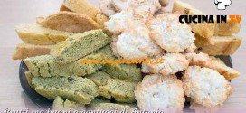 Bake Off Italia 2 - ricetta Brutti ma buoni al cocco e cantucci di Antonio