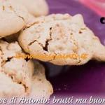 Bake Off Italia 2 - ricetta Brutti ma buoni e cantucci di Antonio