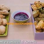 Bake Off Italia 2 - ricetta Brutti ma buoni e tris di cantucci di Roberta