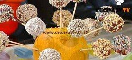 La Prova del Cuoco - ricetta Cake pops