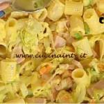 La Prova del Cuoco - Carbonara con verdure mortadella e birra ricetta Clerici