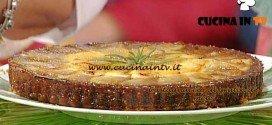 La Prova del Cuoco - Castagnaccio al gratin di mele ricetta Moroni
