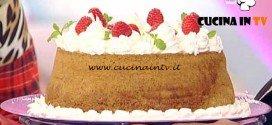 Dolci dopo il Tiggì - ricetta Chiffon cake al cocco