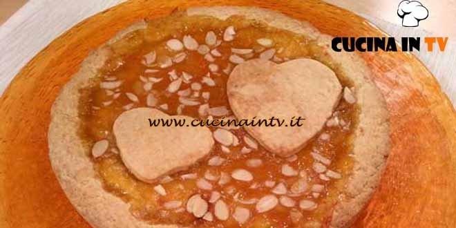 Cotto e Mangiato - Crostata senza lattosio ricetta Tessa Gelisio