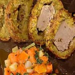 La Prova del Cuoco - Filetto di maiale in crosta ricetta Messeri